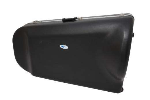 ABS Case for Large Tuba with Wheels