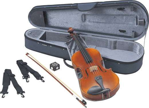 Intermediate 15.5'' Viola Outfit w/Case, Bow and Rosin