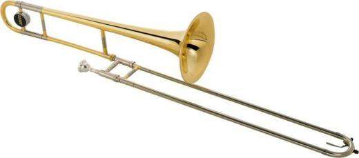 36 Series - .525 ML Bore Straight Tenor Trombone