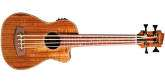 Denver - Acacia Bass Ukulele with Gig Bag
