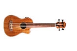 Denver - Ukulele Bass Acacia w/bag