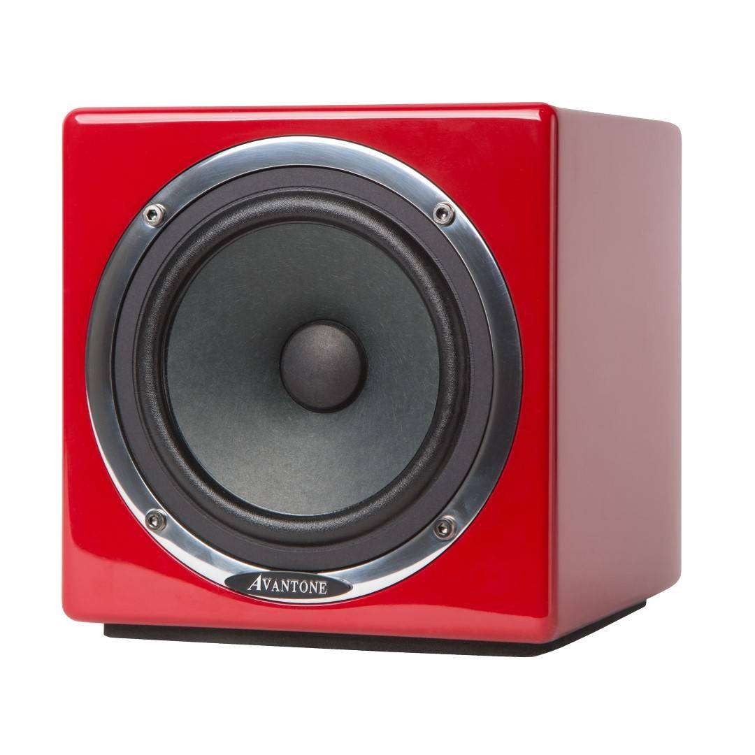 Mini Studio Monitors : avantone pro mixcube active full range mini reference monitor mono red long mcquade ~ Vivirlamusica.com Haus und Dekorationen