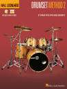 Hal Leonard - Hal Leonard Drumset Method: Book 2 - Wylie/Bissonette - Book/Media Online