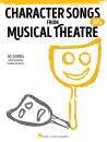 Hal Leonard - Character Songs from Musical Theatre: Mens Edition - Vocal/Piano - Book