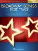 Hal Leonard - Broadway Songs for Two Alto Saxes - Book