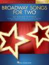 Hal Leonard - Broadway Songs for Two Trombones - Book
