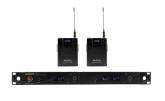 Audix - AP42 BP Wireless System w/ R42 Receiver and B60 Bodypack Transmitters