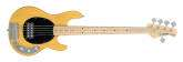 Sterling by Music Man - RAY25CA 5-String Stingray Bass - Butterscotch