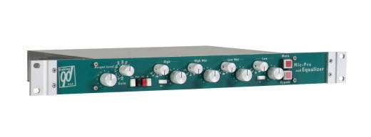 Mic Pre/EQ Channel Strip