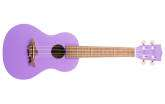 Kala - Shark Concert Ukulele w/ Bag - Purple