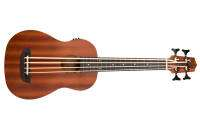 Kala - Fretted Wanderer Acoustic/Electric U-Bass w/ Bag