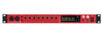 Focusrite - 8Pre USB 18-in 20-out Audio Interface for PC/Mac