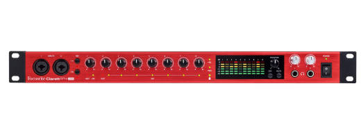 8Pre USB 18-in 20-out Audio Interface for PC/Mac