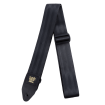 Ernie Ball - 2 Seatbelt Webbing Strap Black
