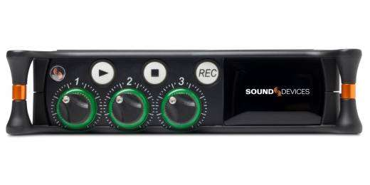 MixPre-3 Audio Recorder/Mixer and USB Audio Interface