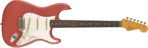 1964 Journeyman Relic Stratocaster - Super Faded Aged Fiesta Red