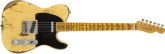 Fender Custom Shop - 1951 Heavy Relic Nocaster - Faded Nocaster Blonde