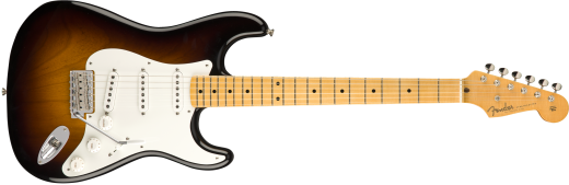 1955 Vintage Custom Stratocaster - Wide Fade 2-Colour Sunburst