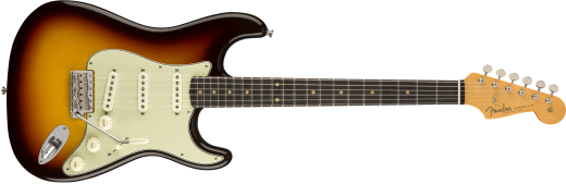 1959 Vintage Custom Stratocaster - Chocolate 3-Colour Sunburst