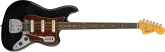 Fender Custom Shop - Journeyman Relic Bass VI - Aged Black