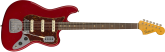 Fender Custom Shop - Journeyman Relic Bass VI - Aged Dakota Red