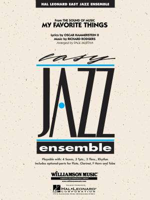 My Favorite Things - Rodgers /Hammerstein /Murtha - Jazz Ensemble - Gr. 2