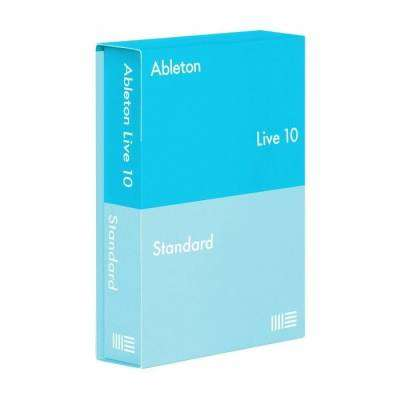 Live 10 Standard - Boxed Version