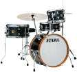Tama - Club Jam 4-Piece Drum Kit w/Hardware and Throne - Charcoal Mist