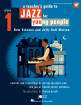 Hal Leonard - Jazz for Young People, Vol. 1 - Marsalis/Burch - Teacher Book/Media Online