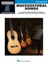 Hal Leonard - Multicultural Songs: Essential Elements Guitar Ensembles - Book