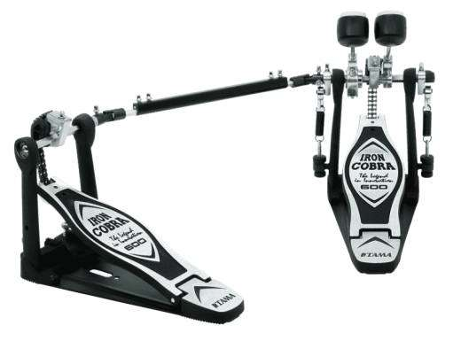 Iron Cobra 600 Double Bass Drum Pedal