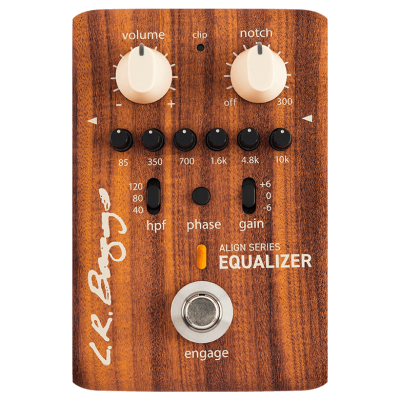 Align Series Equalizer Pedal