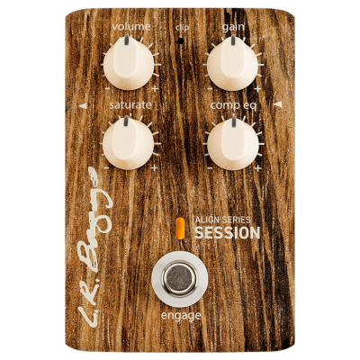 Align Series Session Pedal