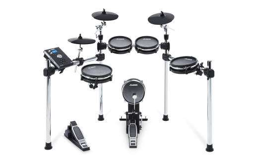 Command Mesh Kit - 8-Piece Electronic Drum Kit w/Mesh Heads
