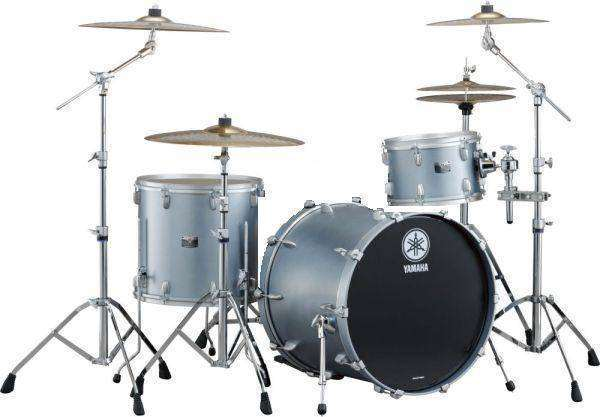 yamaha rock tour 3 piece drum kit matte blue long mcquade musical instruments. Black Bedroom Furniture Sets. Home Design Ideas