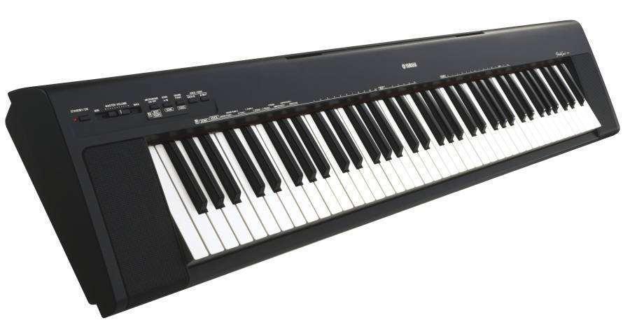 Yamaha np 30 lightweight portable grand digital piano for Digital piano keyboard yamaha