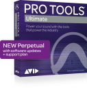 Avid - Pro Tools Ultimate Perpetual License (Boxed)