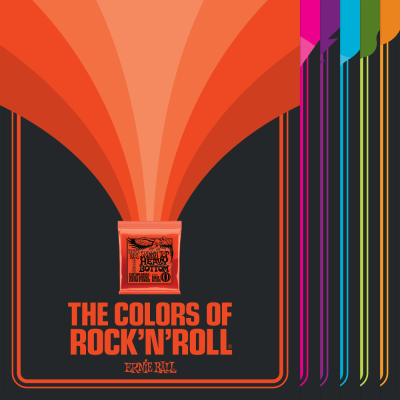Colours Of Rock Poster Set (6)