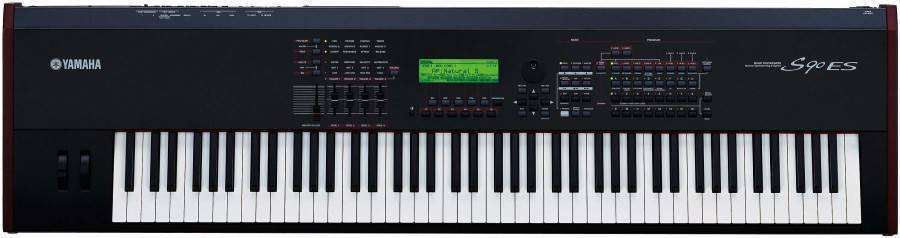 yamaha s90 xs long mcquade musical instruments rh long mcquade com yamaha s90xs reference manual yamaha keyboard s90xs manual