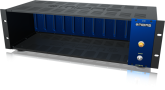 Midas - LEGEND L10 500 Series Rackmount Chassis for 10 Modules with Advanced Audio Routing