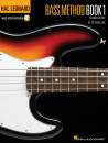 Hal Leonard - Bass Method Book 1 (2nd Edition) - Friedland - Bass Guitar - Book/Audio Online