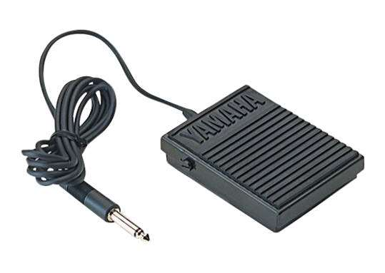 Yamaha - FC5 - Foot Switch Style Sustain Pedal