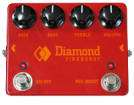 Diamond Guitar Pedals - Fireburst Distortion Pedal