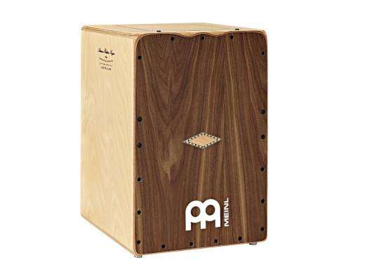 Cantina Cajon with Walnut Frontplate