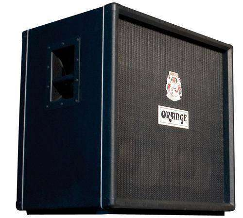 Orange Amplifiers PPC412 240 Watt 4x12 Ext Cab - Black - Long ...