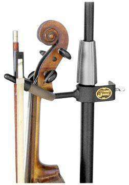 String Swing Violin Mandolin Hanger Clips Onto Mic