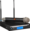 Electro-Voice - R300-HD Wireless Handheld System w/PL22 Dynamic Microphone, Case