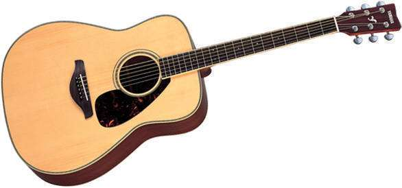 yamaha fg720s - acoustic guitar - long & mcquade musical instruments