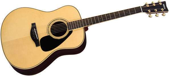 yamaha ll16 handcrafted acoustic guitar long mcquade musical instruments. Black Bedroom Furniture Sets. Home Design Ideas
