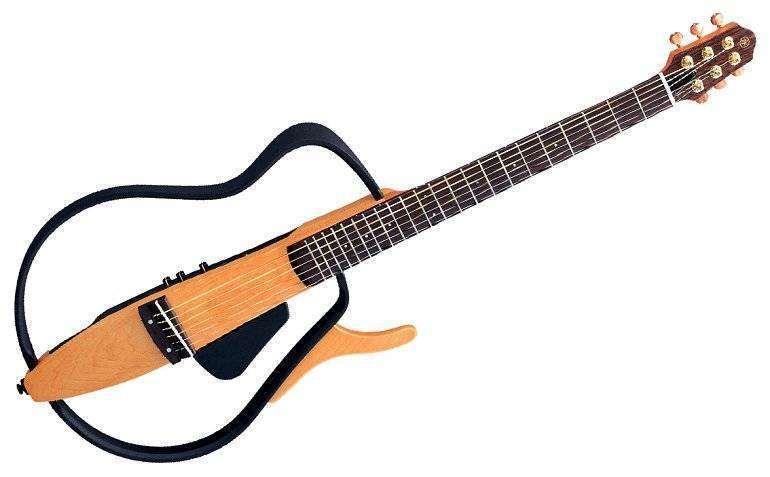 yamaha slg100s silent guitar steel string long. Black Bedroom Furniture Sets. Home Design Ideas
